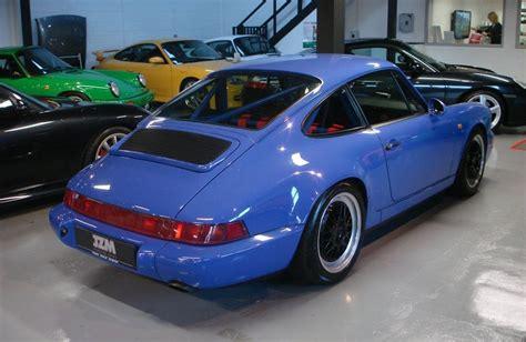 Porsche 964 Club by Porsche 964 Rs Club Sport 993