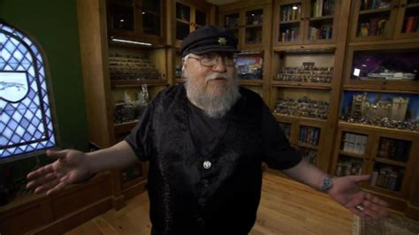 george r r martin s official a of thrones coloring book take a tour inside the home of of thrones author