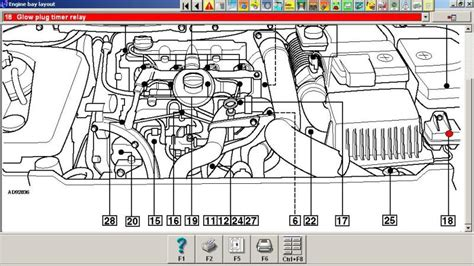 peugeot 307 horn wiring diagram wiring diagram