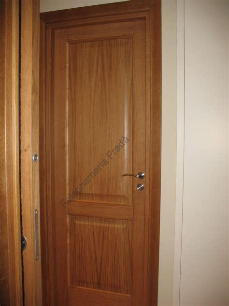 porta in rovere porte interne in legno massello di rovere falegnameria