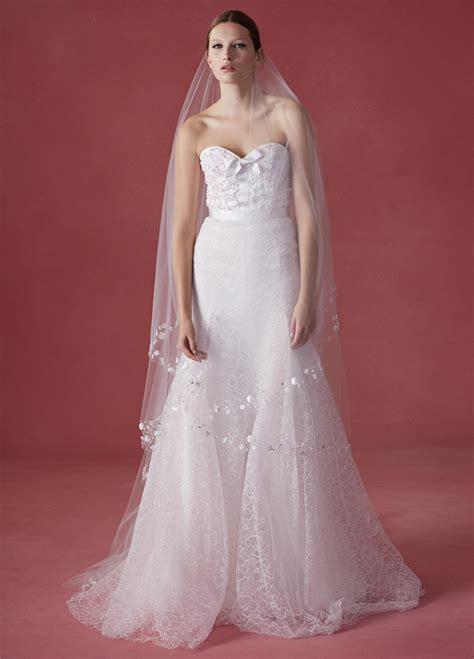 Every Dress see oscar de la renta s fall 2016 wedding dress collection