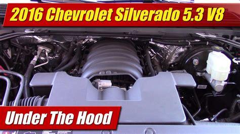 2017 Chevy Silverado 5 3 Horsepower by The 2016 Chevrolet Silverado 5 3 V8