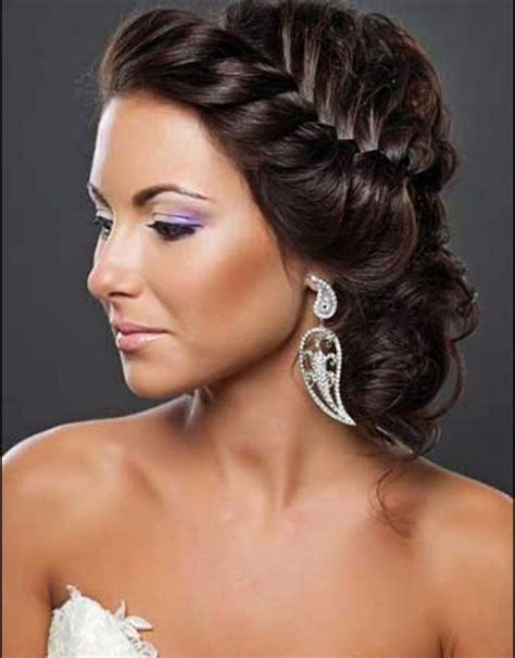 American Hairstyles by American Wedding Hairstyles Pink Wedding