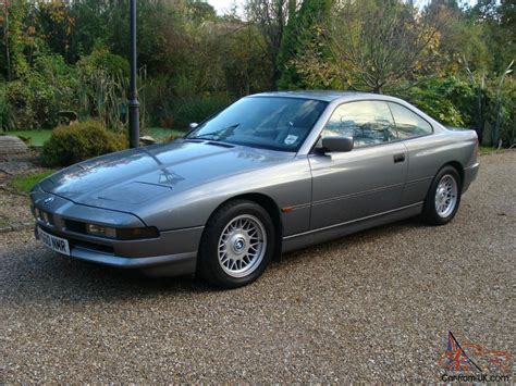 electronic throttle control 1992 bmw 8 series transmission control 1992 bmw 850i 54500 miles from new manual 6 speed gearbox silver 850 8 series