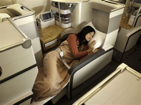 best business class the best business class seats for privacy businessclass