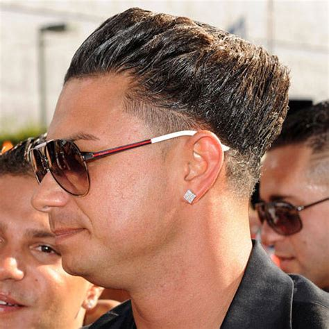 best hair cutter norther nj dj pauly d hot without the blowout new hair great gatsby