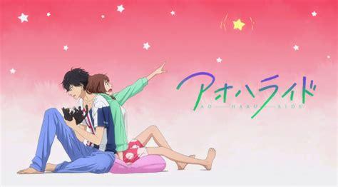 anime genre school bagus fuwa fuwa zone review anime ao haru ride