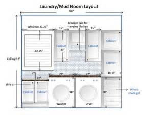 17 best ideas about laundry room layouts on
