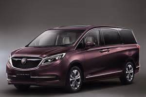 Buick Mini Buick Launches Avenir Sub Brand On Minivan For China