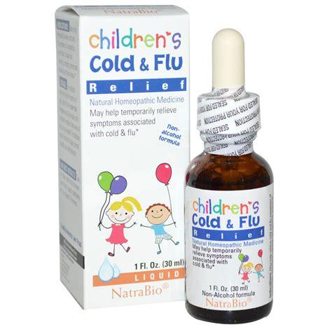 natrabio children s cold flu relief 1 fl oz 30 ml iherb