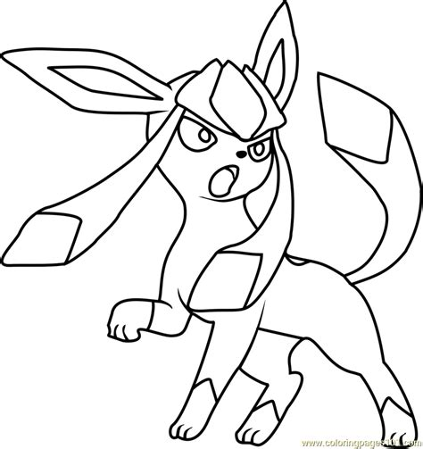 pokemon coloring pages glaceon pokemon drawings glaceon images pokemon images