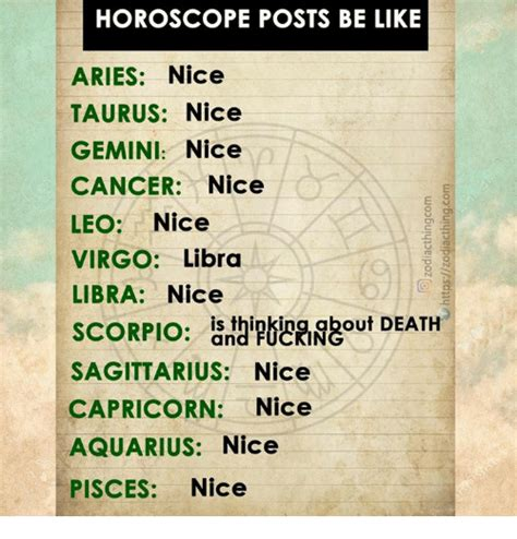 25 best memes about horoscope posts horoscope posts memes