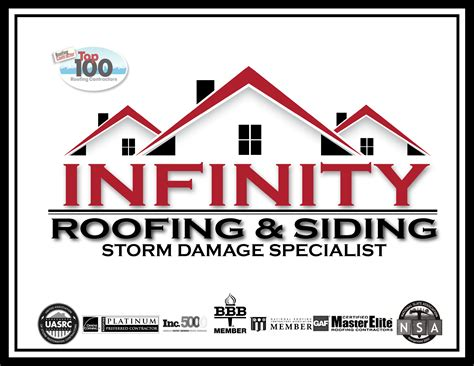 infinity roofing siding infinity roofing and siding bbb best roof 2017