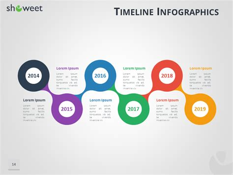 Timeline Infographics Templates For Powerpoint Powerpoint Graphic Templates
