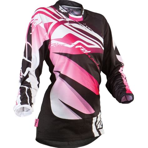 motocross gear womens fly racing 2013 kinetic inversion womens jersey