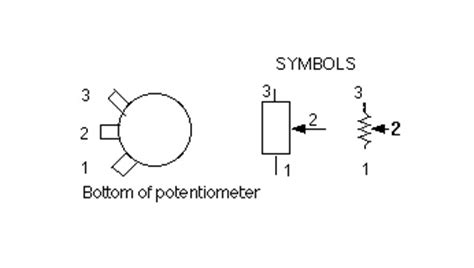 diagram to wire potentiometer for motor diagram free
