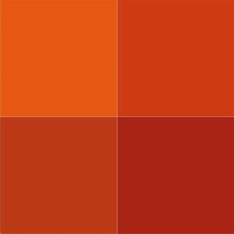 shades of orange color image gallery modern orange