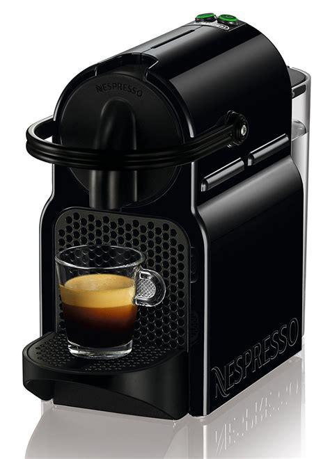 delonghi nespresso inissia black single serve espresso machine en80bca espresso planet canada