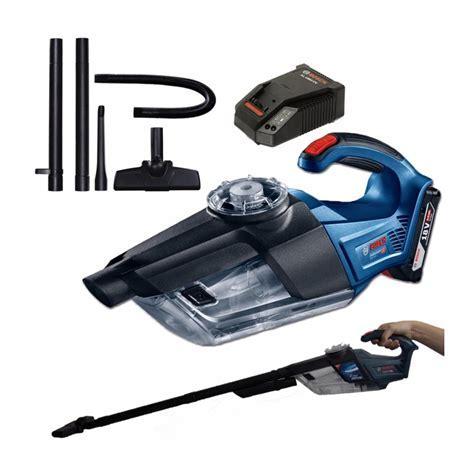 BOSCH GAS 18V Li 18V Cordless Vacuum Cleaner Kit (06019C62L1)