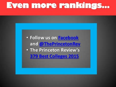 Princeton Review Best Mba Programs by 7 Schools That Pay You Back Keep You Happy