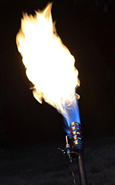 pilot light sensor for burning