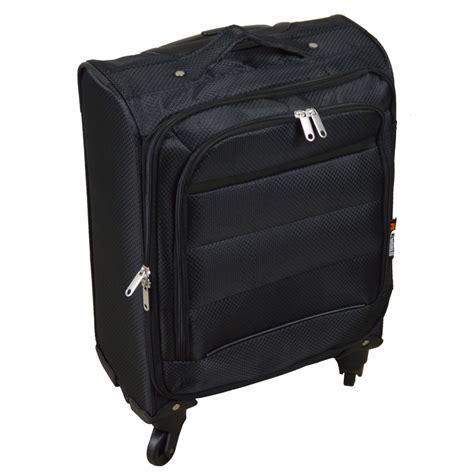 dimensione trolley cabina trolley 45x35x18cm 28l ultra leggero nero bagaglio mano