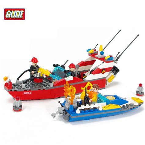 fire boat construction achetez en gros lego bateau en ligne 224 des grossistes lego