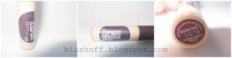 Maybelline Clear Smooth Minerals Healthy Concealer maybelline clear smooth minerals healthy concealer blushoff