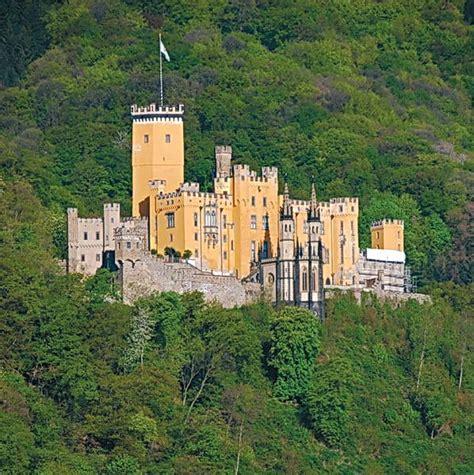 Architect Home Plans welterbe atlas stolzenfels castle