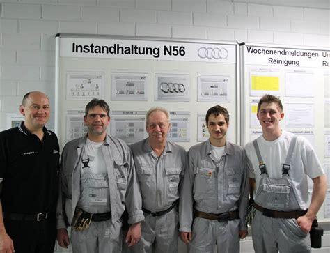 Audi Ingolstadt Mitarbeiter by Wenn Die Nacht Zum Tag Wird Audi