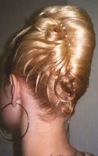 american roll hairstyle 2013 beautiful african american wedding updo hairstyles
