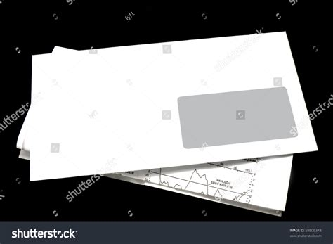 Business Letter Background business letter on black background stock photo 59505343
