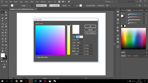edit pattern color illustrator how to change color picker appearance in adobe illustrator