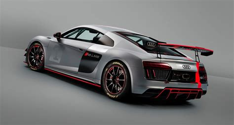 Audi Customer Service by New Audi R8 Lms Gt4 For Customer Racing Teams Motor