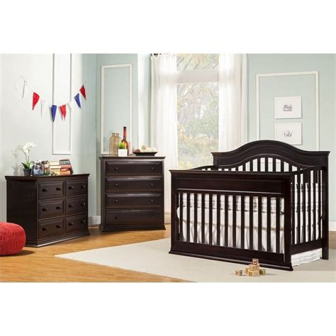 Java Set 3 In 1 davinci brook 4 in 1 convertible crib 3 set in