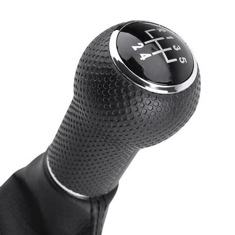 Golf Shift Knob Gti by Gear Shift Knob Gaitor Gaiters Boot For Vw Mk4 Golf Gti R32 Jetta Bora Ebay