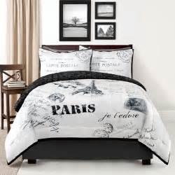Cheap King Comforter Set Paris Bedding Find Beautiful Paris Eiffel Tower Damask