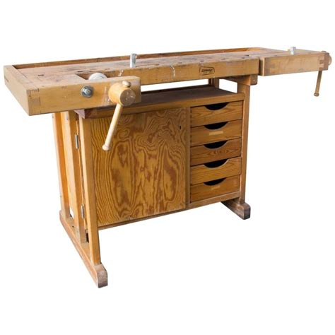 joiners bench sj 246 bergs joiner s workbench at 1stdibs