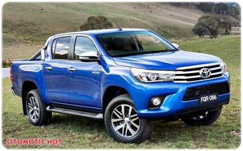 Harga Mobil Toyota Hilux inilah harga toyota hilux revo terbaru 2016 yang sudah