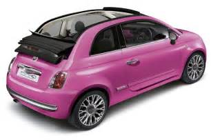 Fiat 500 Pink Limited Edition Fiat 500c Pink Limited Edition Photo Gallery Autoblog