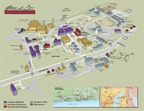 washington dc universities map map of colleges in washington washington dc map