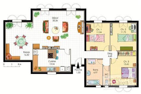 plan villa villa proven 231 ale d 233 du plan de villa proven 231 ale