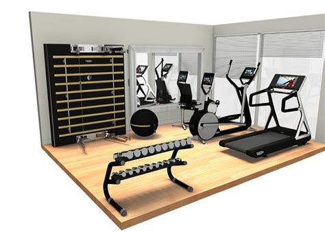 home exercise room design layout 17 best images about home gym on pinterest rubber