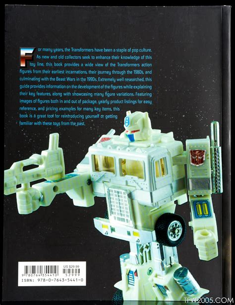 the unofficial guide to vintage transformers 1980s through 1990s books tfw2005 s review of the unofficial guide to vintage