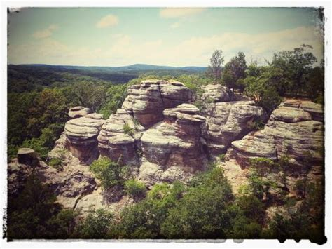 Garden Of The Gods Shawnee by Garden Of The Gods Picture Of Shawnee National Forest Illinois Tripadvisor