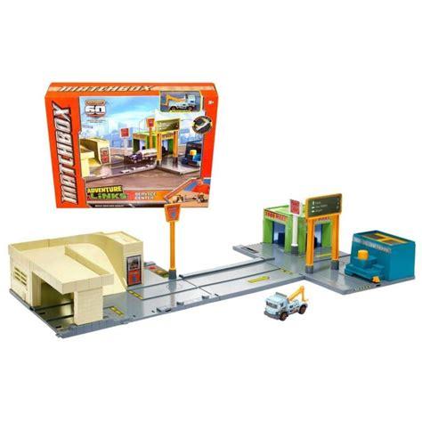 Garage Playset by Matchbox Garage Playset Ebay