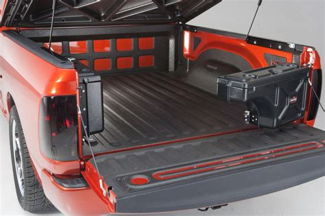 swing away truck tool box swingcase compact and accessible tool storage for your