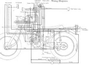 yamaha dt 100 dt175 enduro motorcycle wiring schematics diagram