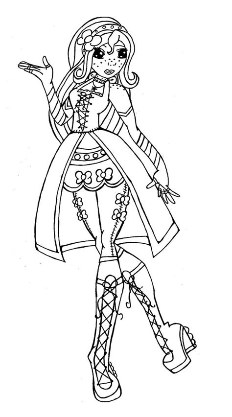 irish dance coloring page sketch coloring page