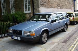 740 Volvo Wagon Volvo 740 Cars Specifications Technical Data